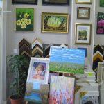 Tienda Todo Arte. Imagen enmarcaciones, marcos variados.