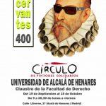 Imagen de Cartel informativo Exposición Cervantes 400